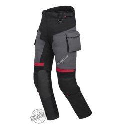 Sixgear Delta Force textilnadrág fekete/szürke