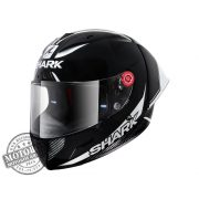 Shark bukósisak - Race-R Pro GP - 30th Anniversary - 8450-KDP Black Carbon Pearl