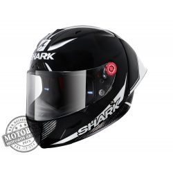 Shark bukósisak - Race-R Pro GP - 30th Anniversary - 8450-KDP Black Carbon Pearl