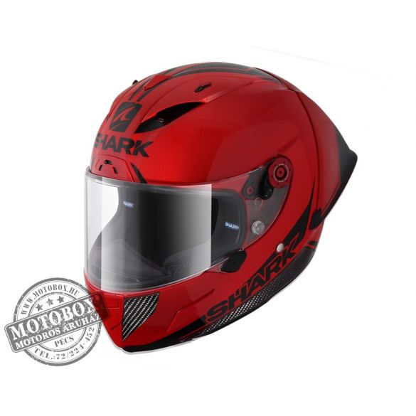 Shark bukósisak - Race-R Pro GP - 30th Anniversary - 8450-RDK Red Carbon Black