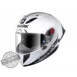 Shark bukósisak - Race-R Pro GP - 30th Anniversary - 8450-WDK White Carbon Black