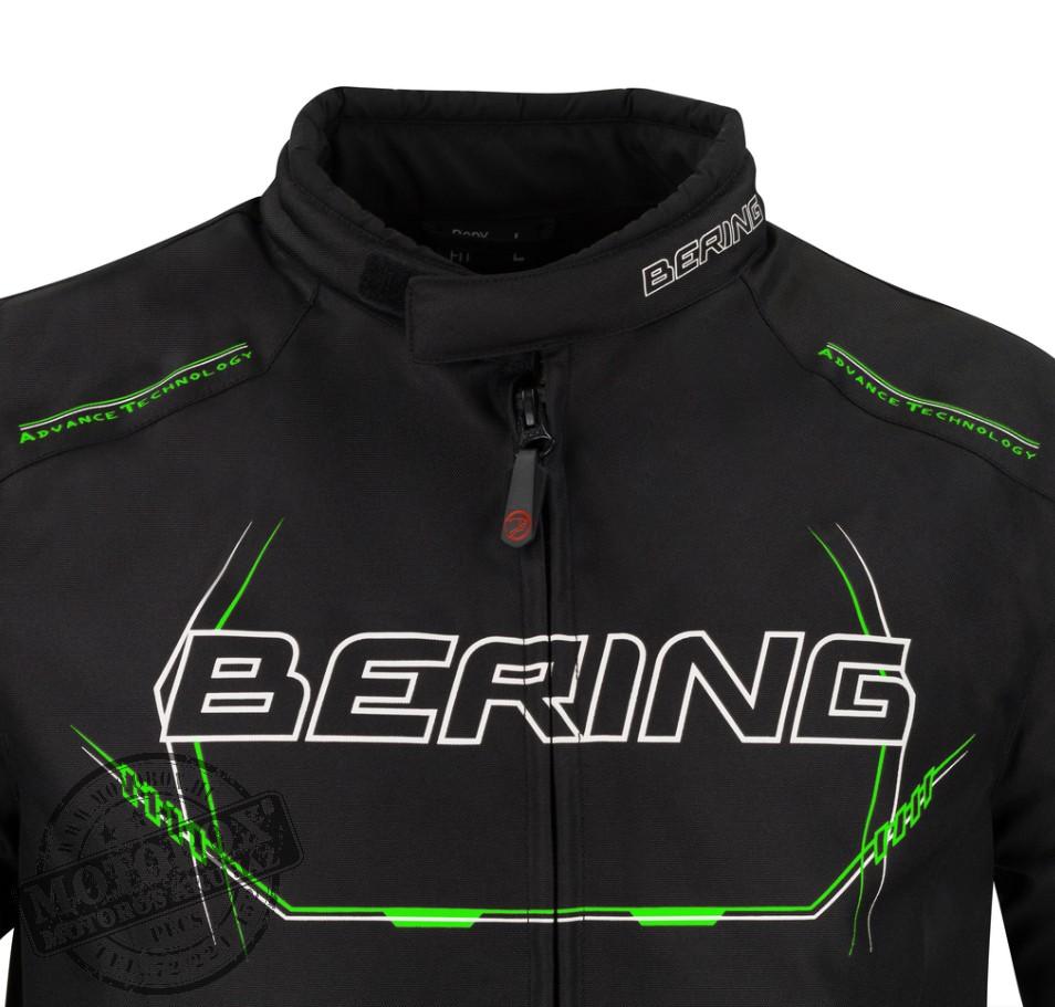 BERING Textil dzseki Forcio BTB609 Motobox Motoros Áruház