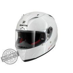 Shark bukósisak - Race-R Pro - Blank - 8600-WHU