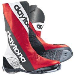 Daytona csizmák - Motoros csizmák - Security EVO III - fehér ? fekete ? piros