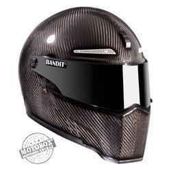Bandit sisakok - Bandit - Bandit Alien II Carbon - Carbon