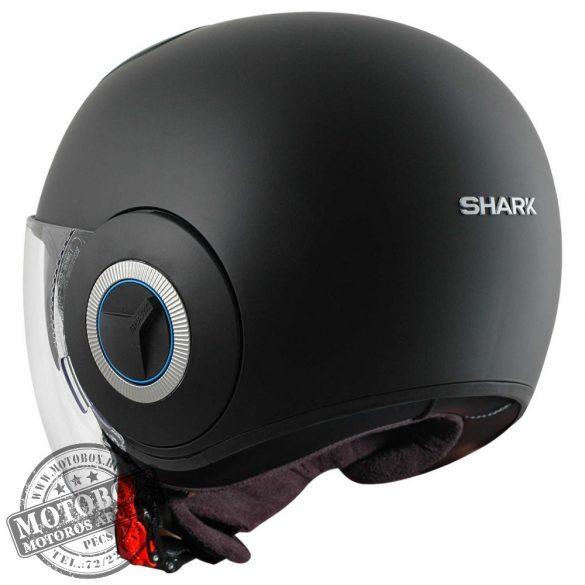 Shark bukósisak - Nano - Blank Mat - KMA