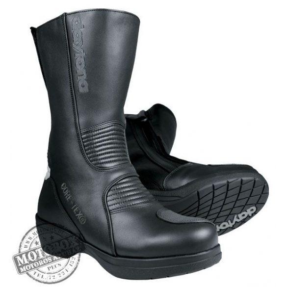 Daytona csizmák - Goretex-es csizmák - Lady Pilot GTX - fekete