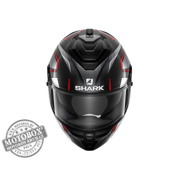 Shark bukósisak - Spartan GT CARBON - Kromium - DUR-7008