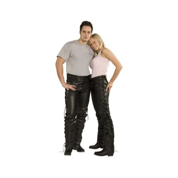 Canyon bőr motoros nadrág női szabással is