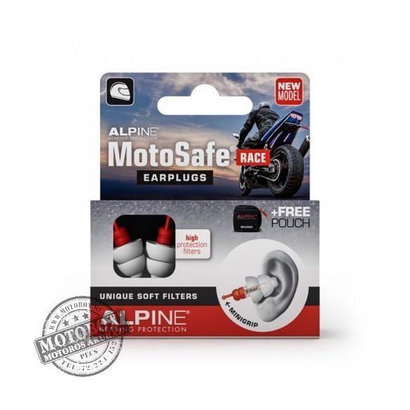 Alpine MotoSafe Race 2db motoros füldugó