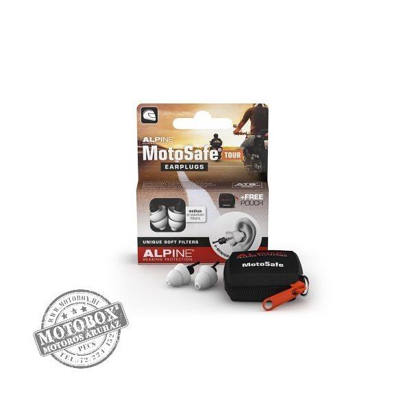 Alpine MotoSafe Tour 2db motoros füldugó