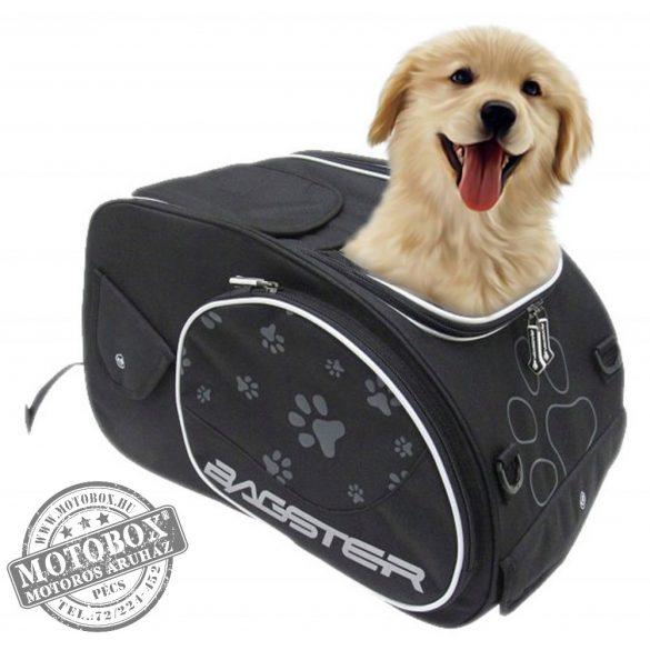 BAGSTER Puppy BAGSTER tankvédőre rögzíthető kutya, kisállat szállító tanktáska