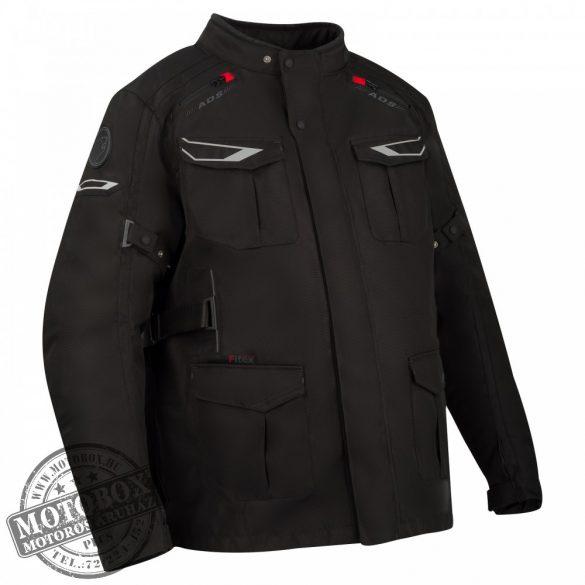 BERING Carlos King Size motoros kabát