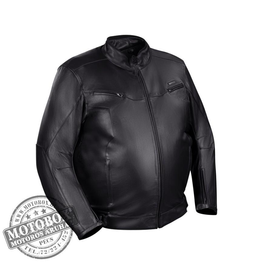 Bering motoros ruházat - Bőrdzseki - Gringo (King Size) - BCB320 ... bf83d5f09e