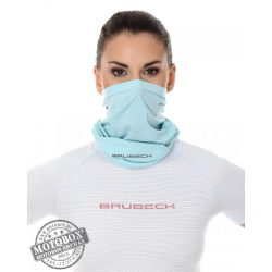 BRUBECK® ATHLETIC csősál / sál / maszk világoskék