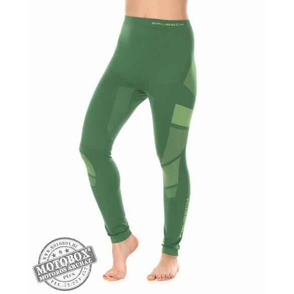 BRUBECK® DRY Női nadrág zöld/lime