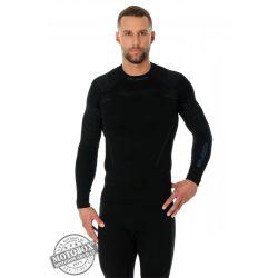 BRUBECK® THERMO férfi aláöltöző felső fekete