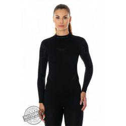 BRUBECK® THERMO női aláöltöző felső fekete
