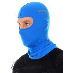 BRUBECK® Uniszex Merino gyapjú thermo maszk kék