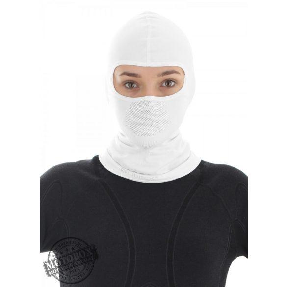 BRUBECK® Motoros maszk fehér