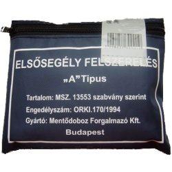 Elsősegély felszerelés / EÜ-csomag motoros