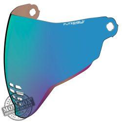 bukósisak plexi ICON AirFlite RST Blue