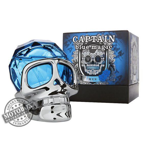 Jean-Pierre Captain Blue Magic parfüm férfiaknak 100ml díszdobozban