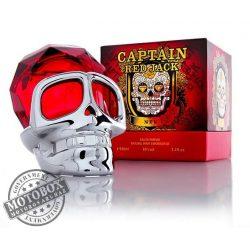 Jean-Pierre Captain Red Jack parfüm férfiaknak 100ml díszdobozban