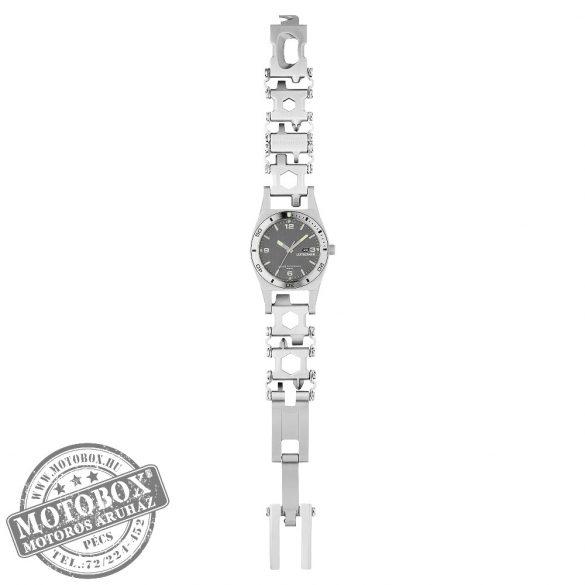 Leatherman TREAD™ TEMPO karóra multiszerszám ezüst