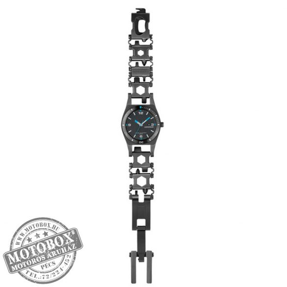 Leatherman TREAD™ TEMPO karóra multiszerszám fekete