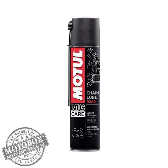 MOTUL MC CARE™ C2 CHAIN LUBE ROAD lánckenő spray 400ml