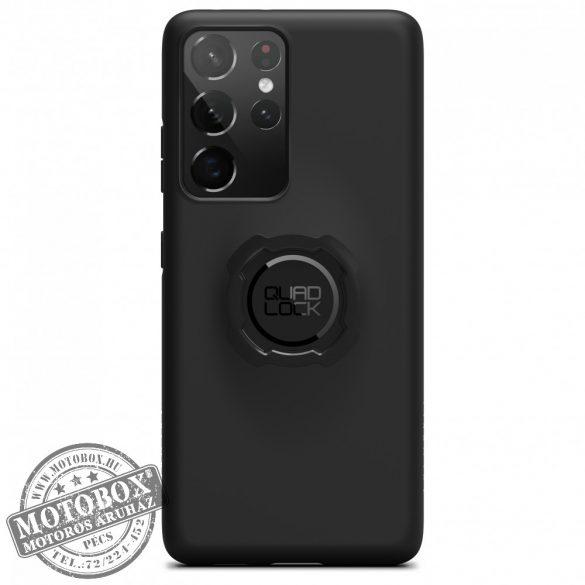 SAMSUNG Galaxy S21 Ultra QUAD LOCK telefon tok