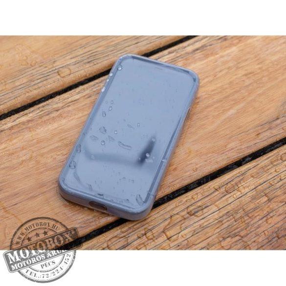 APPLE iPhone 11 Pro Max QUAD LOCK Poncho vízálló tok kiegészítő