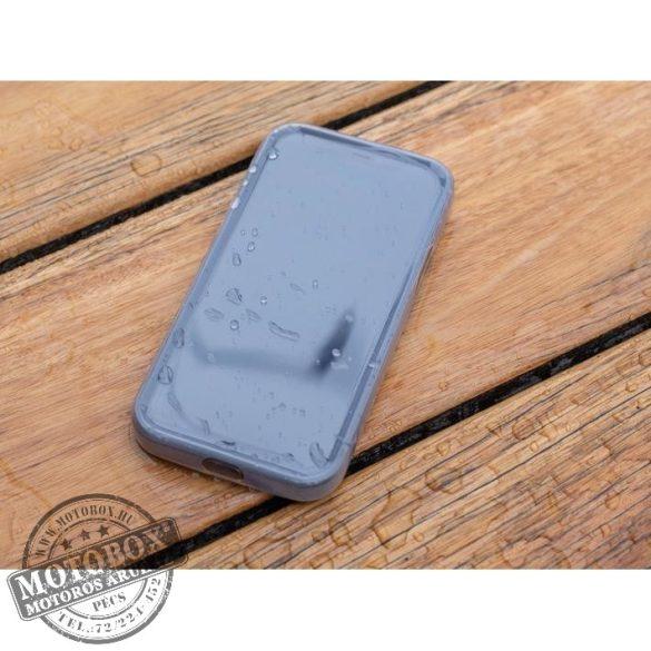APPLE iPhone 12 / 12 Pro QUAD LOCK Poncho vízálló tok kiegészítő