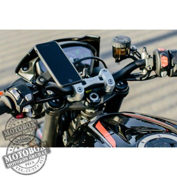 QUAD LOCK® Motor telefontartó kormányrúdra