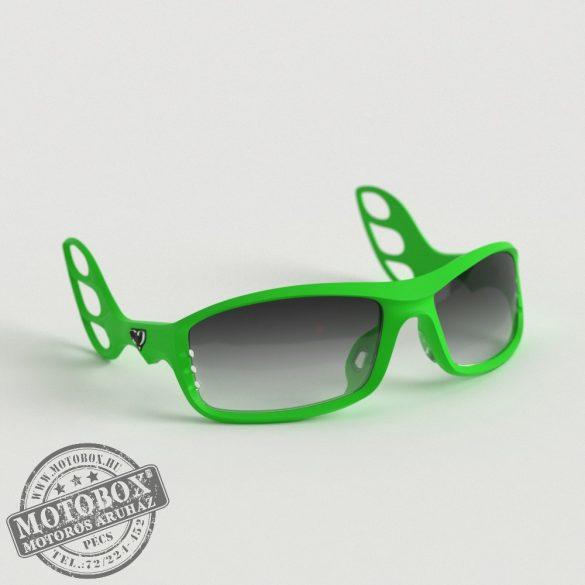 FLYWEAR Alpha Zöld napszemüveg Transitions® XTRActive® fényre sötétedő szürke lencsével
