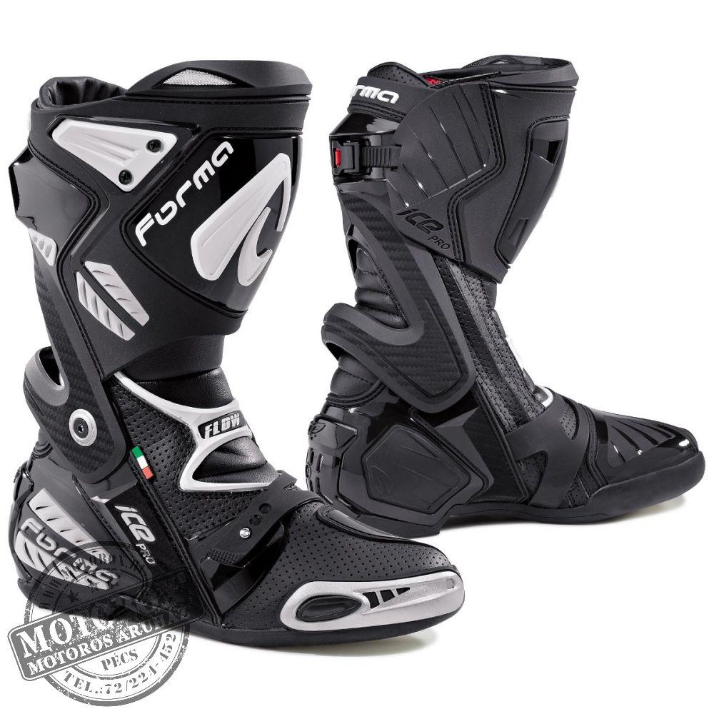 FORMA Ice Pro FLow motoros verseny csizma több színben - Motobox ... 01329a85ab
