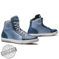 FORMA Slam Dry motoros cipő fehér/kék/szürke