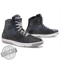 FORMA Slam Dry motoros cipő fekete/fehér/szürke