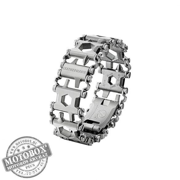 Leatherman TREAD™ karkötő metrikus multiszerszám ezüst