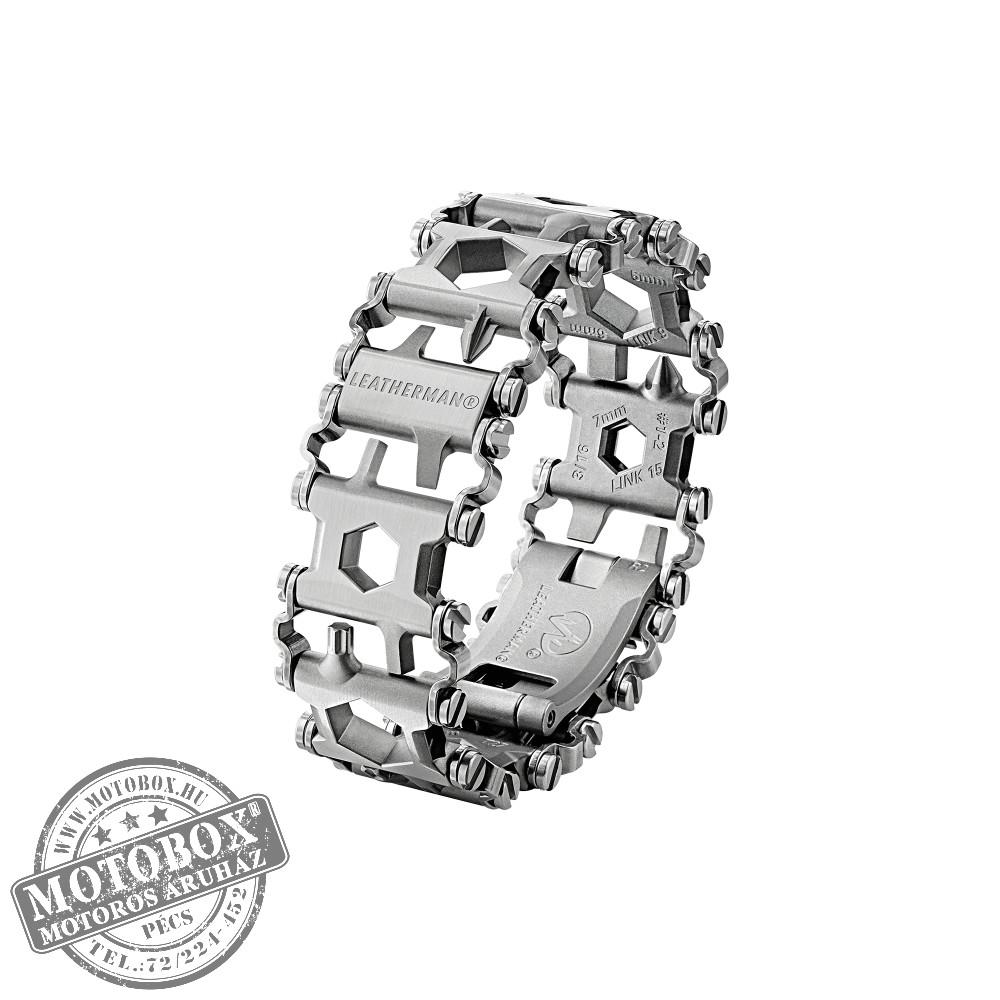 1dc624215c Leatherman TREAD karkötő multiszerszám ezüst - Motobox Motoros Áruház