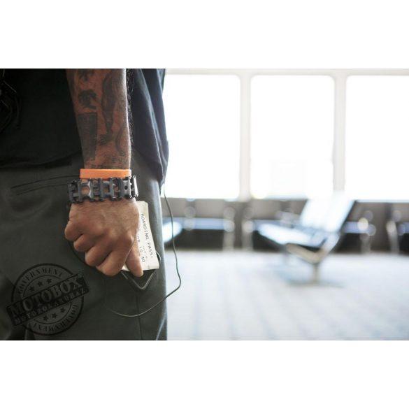 Leatherman TREAD™ karkötő metrikus multiszerszám fekete