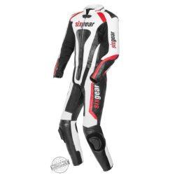 SixGear Lady női motoros kétrészes bőrruha több színben