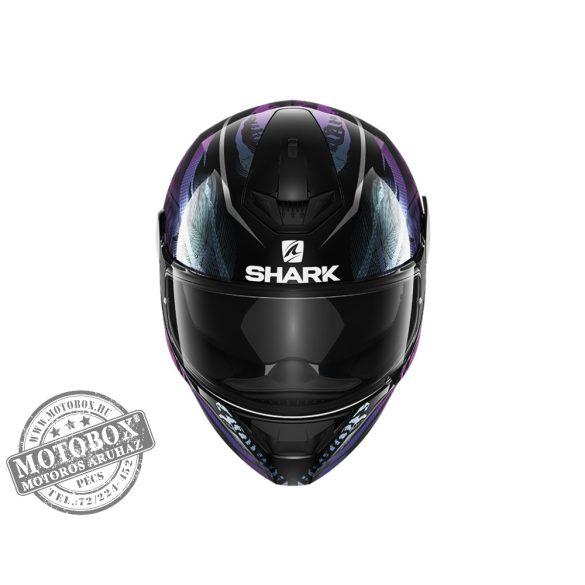 Shark bukósisak - D-Skwal 2 - Shigan - KVX-4038