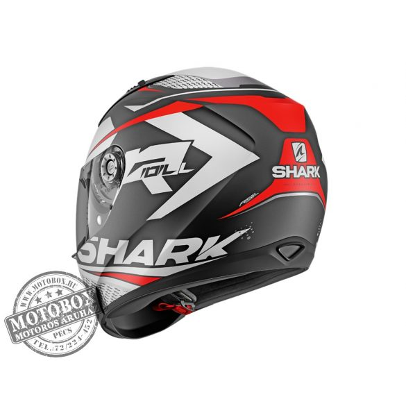 Shark bukósisak - Ridill - Stratom - KWR-0543